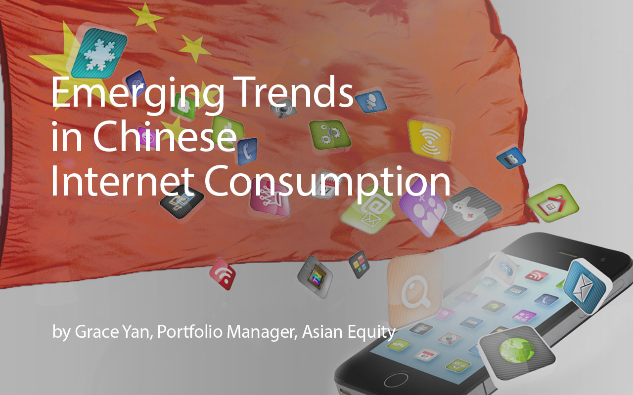 Emerging Trends in Chinese Internet Consumption