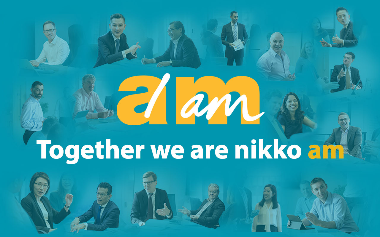 I am | Together we are Nikko AM