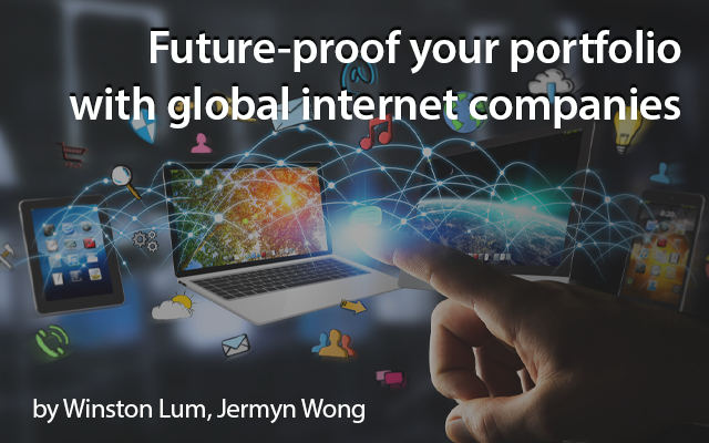 Future-proof your portfolio with global internet companies